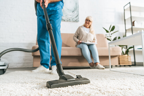 Domestic Assistance Cleaning